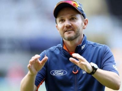 Mike Hesson, who missed out on becoming the coach of the Indian team, joined this IPL team