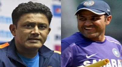 Virender Sehwag said this about Anil Kumble regarding selection of team