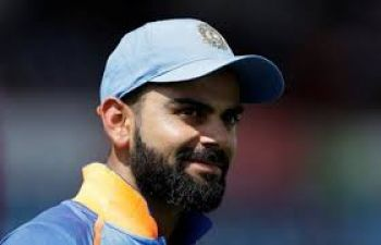 Kohli gets trolled for reading this book in the dressing room
