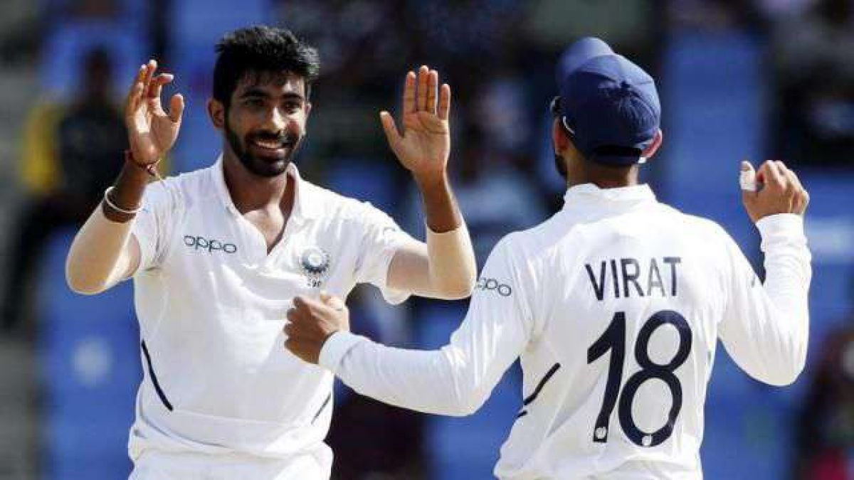 Bumrah rampant with 5-7 as India thrash the West Indies, Kolhi praises the pacer