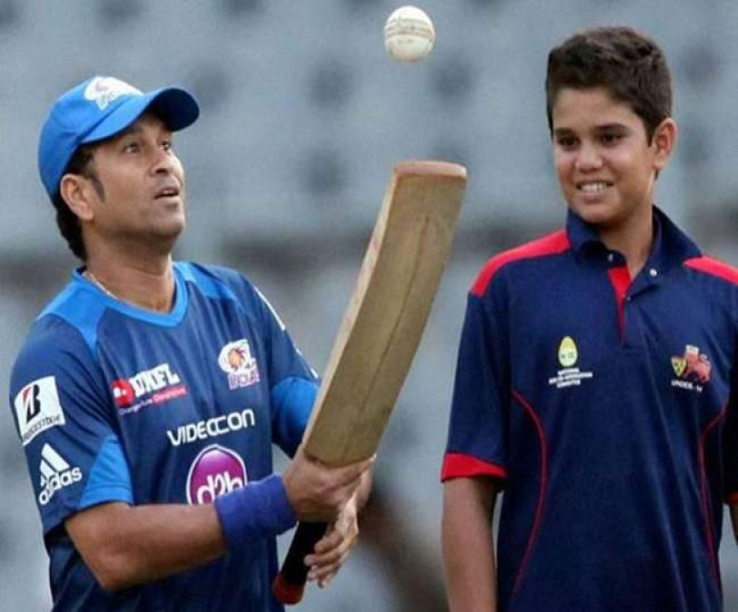Sachin Tendulkar's son Arjun selected for this team