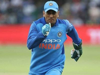Dhoni will not play in the series against South Africa