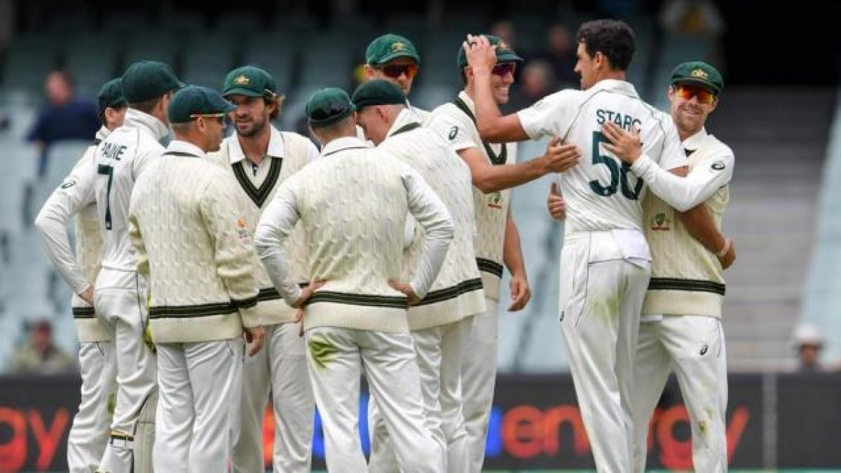 Pakistan lost by innings in the second test match against Australia