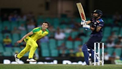 Team India Captain Virat Kohli surpasses Sachin Tendulkar, becomes fastest batsman