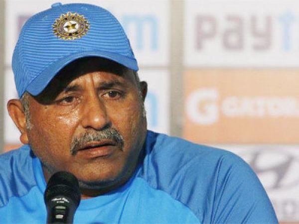 प्रदुषण विवाद पर गेंदबाजी कोच भरत अरुण का बयान