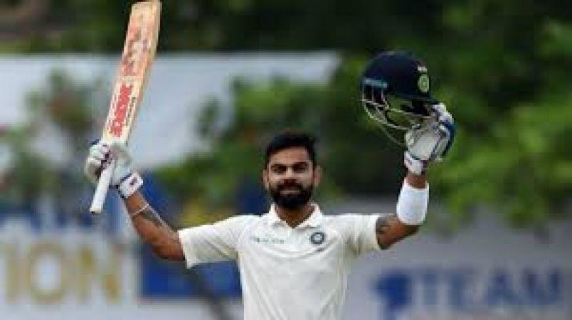 कोहली की टीम इंडिया दिल्ली टेस्ट में