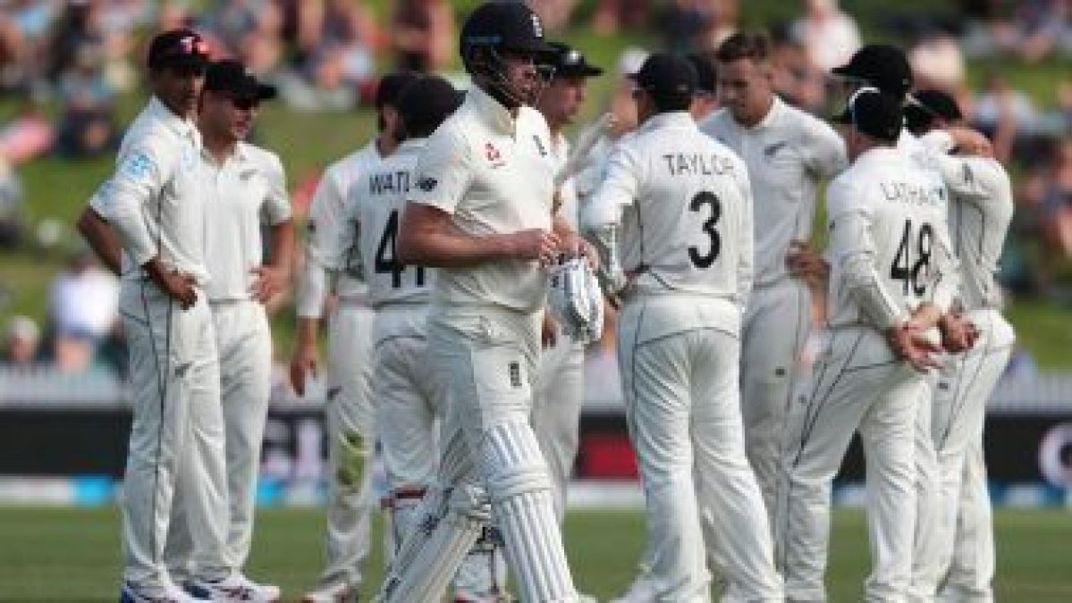 New Zealand vs England Test: Host team win series, Williamson and Taylor shares unbreakable partnership