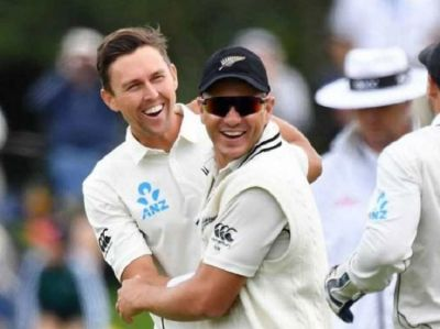 New Zealand stars Trent Boult and Colin de Grandhomme suspected of playing in Australia