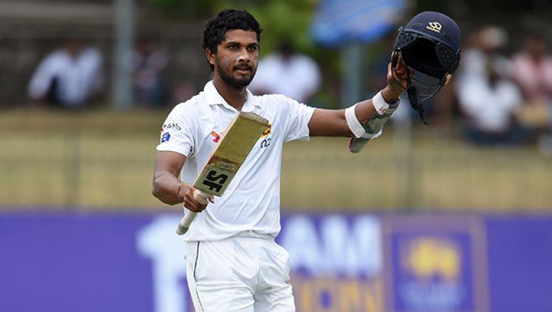 दिल्ली टेस्ट: विकेट के लिए तरस रहे भारतीय गेंदबाज, चांडीमल में ठोका शतक