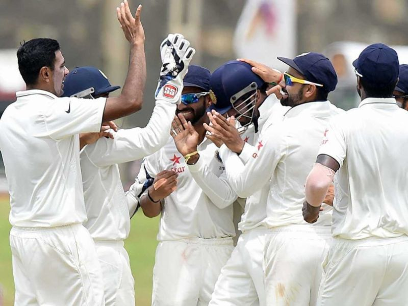 दिल्ली टेस्ट: जीत से बस सात कदम दूर टीम इंडिया