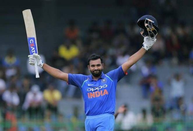 रोहित को मिली वनडे और टी-20 की कमान