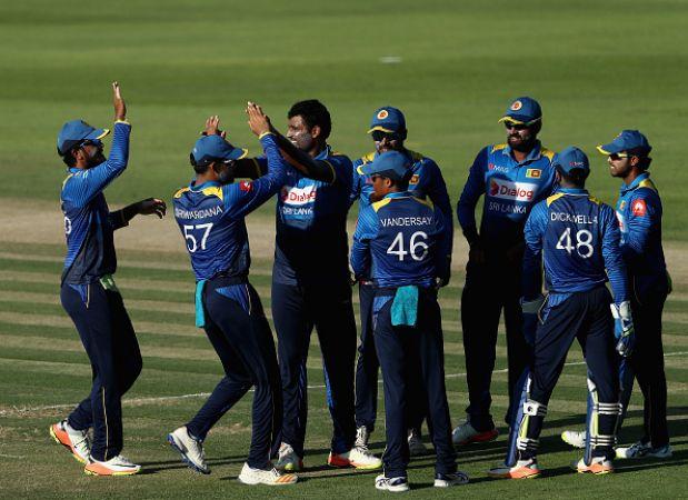 श्रीलंकाई खिलाड़ियों को भारत आने से रोका