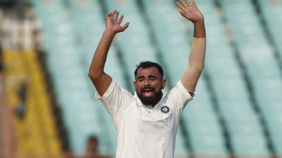 मोहम्मद शमी की घातक गेंदबाजी में सिमटा ऑस्ट्रेलिया, अब हैट्रिक के लिए अगली पारी का इंतजार