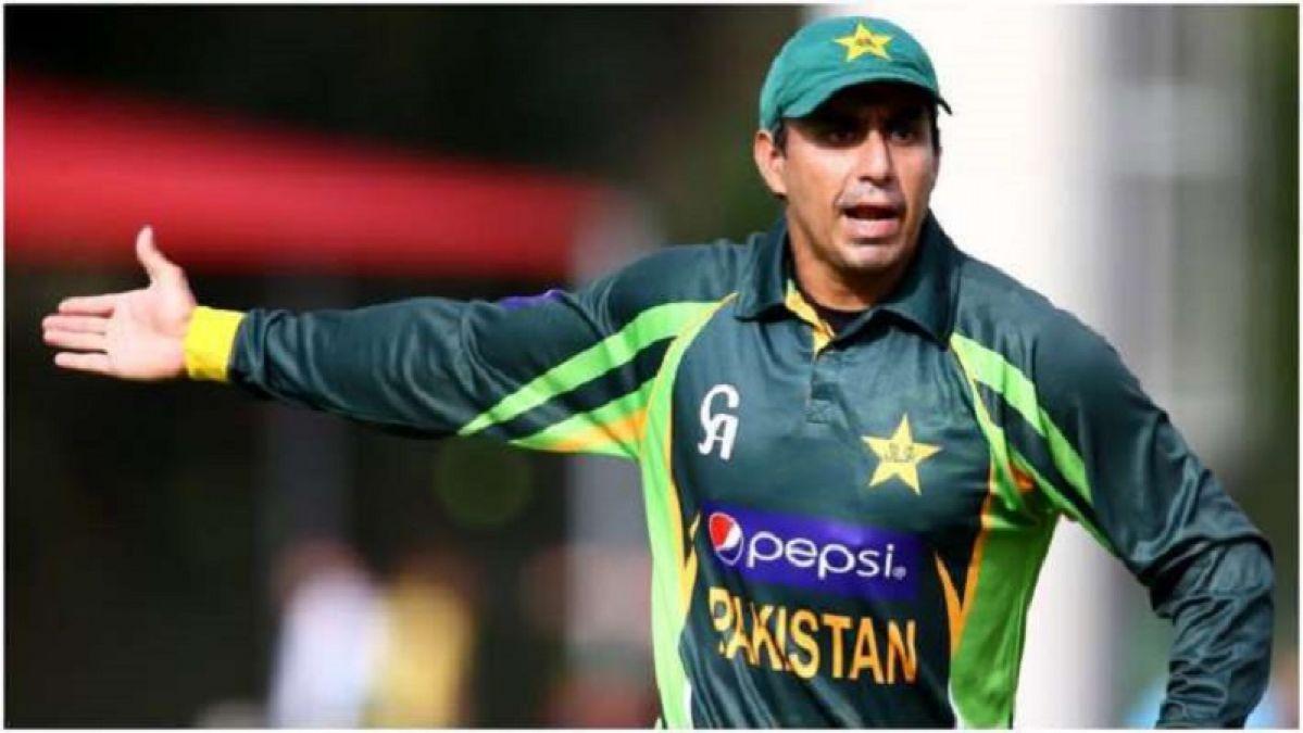 Former Pakistan player Nasir Jamshed accepts