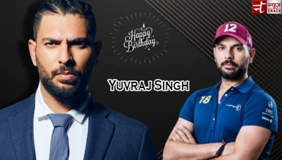 Birthday: Yuvraj Singh is called 'King of Sixes'
