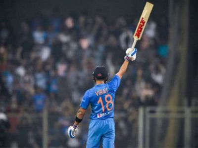 ICC rankings: Kohli is at No. 10 position in batsman ranking after West Indies series