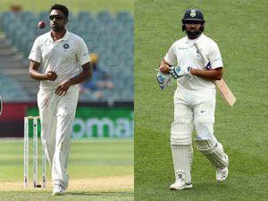 पर्थ टेस्ट के लिए टीम इंडिया हुई घोषित, रोहित-अश्विन हुए बाहर