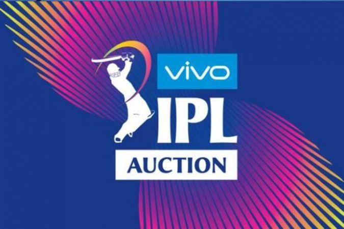 आईपीएल के 12वें संस्करण के लिए 346 खिलाड़ियों की नीलामी आज