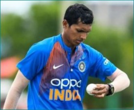 Navdeep Saini said that being a part of Team India is a lifechanging moment