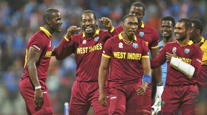 इंग्लैंड के खिलाफ दूसरे वनडे में वेस्टइंडीज ने हासिल की शानदार जीत