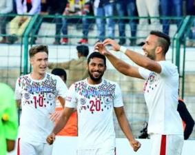 I league: Mohun Bagan's blistering performance, defetas Churchill Brothers 3-0