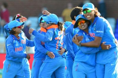 भारतीय महिला क्रिकेट टीम ने हासिल की इंग्लैंड पर शानदार जीत