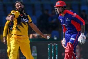 PSL: Jason Roy accuses Wahab Riaz of ball-tampering
