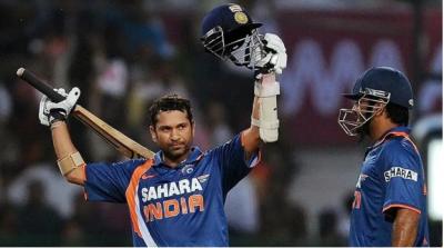 10 years ago, 'Master Blaster' created history, cricket world bowed down