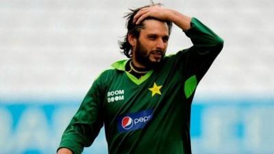 'India-Pakistan cricket match impossible' says Shahid Afridi
