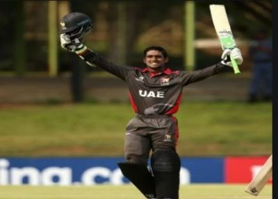 U19 World Cup: This player made his first century of the tournament