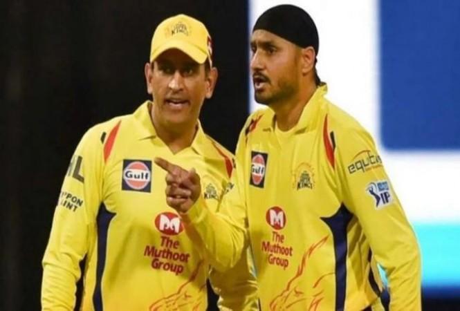 IPL 2021: अब CSK के लिए नहीं खेलेंगे हरभजन सिंह, ट्विटर पर लिखा - बहुत बहुत शुक्रिया