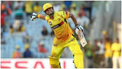 IPL 2021: Suresh Raina joins 100-crore club