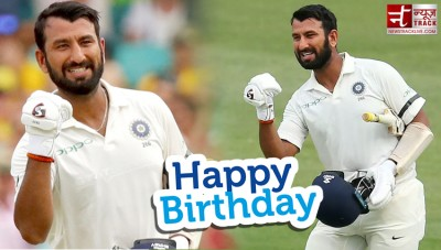 Birthday: Cheteshwar Pujara lost his mother at the age of 17