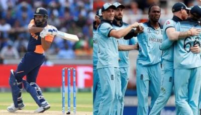 Hitman Rohit Sharma's century against England is unique due to this reason