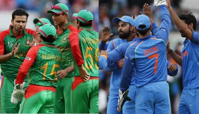 WC 2019: India, Bangladesh would gear up for getting the ticket for semi-finals today