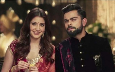 After losing the WTC final, now Virat lost the challenge to Anushka too! Video went viral