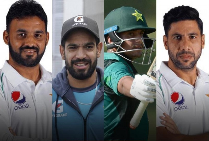 Reports Of These Players Including Haider Ali Came Negative