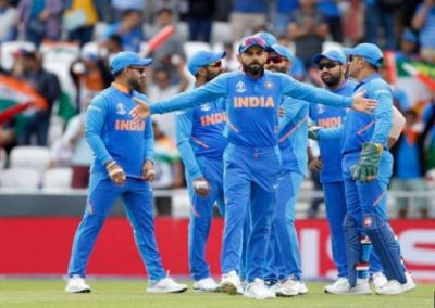 WC 2019: India beat Sri Lanka by 7 wickets, semi-final with this team