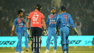 T-20 : करियर के पहले ही अंतर्राष्ट्रीय मैच में फ़ैल हुआ यह IPL स्टार