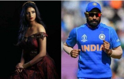 Mohammad Shami's wife trolled for new Instagram post