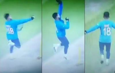 Virat's imitation of Bumrah: This video will compel you to laugh!