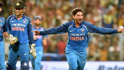 लॉर्ड्स वनडे LIVE : कुलदीप का कहर जारी एक बार फिर भारत इंग्लैंड पर भारी