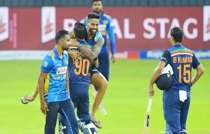 Ind Vs Sl: चाहर के कहर के आगे ढेर हुई लंका, टीम इंडिया ने सीरीज पर किया कब्ज़ा