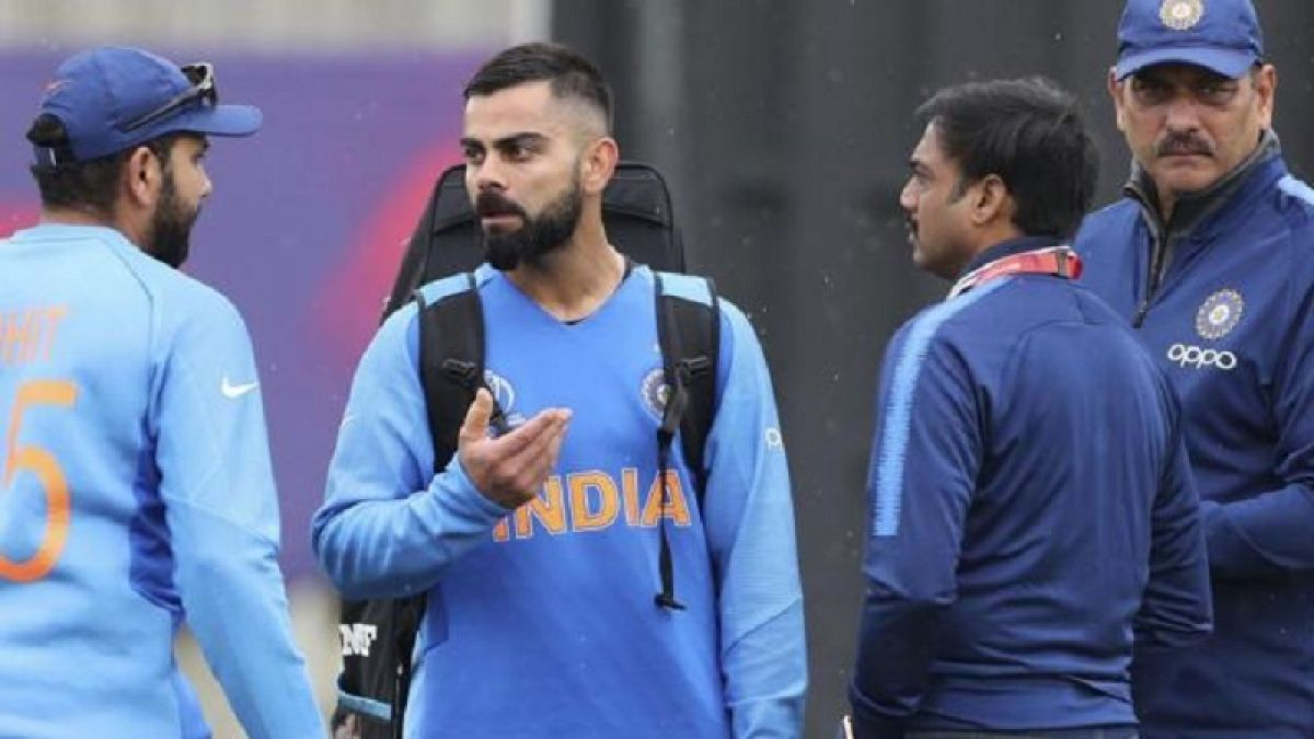 Team India's announcement for West Indies tour, this batsman will replace Dhoni.