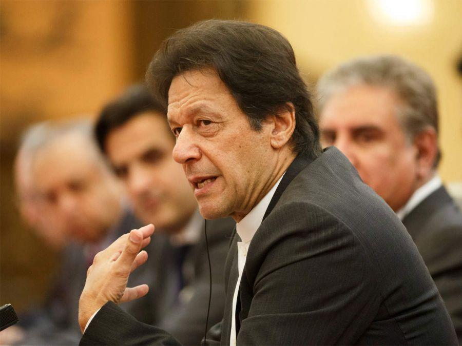 Pak PM make a big claim, Promises To Improve Pakistan Cricket Team's Standards