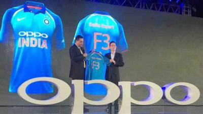 Chinese company OPPO concludes contract with BCCI
