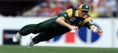 Jonty Rhodes applied for Team India's fielding coach