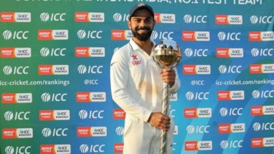 Virat Kohli continues to top ICC Test rankings