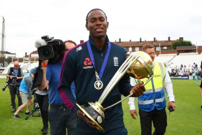 Jofra Archer reveals excruciating pain during the World Cup