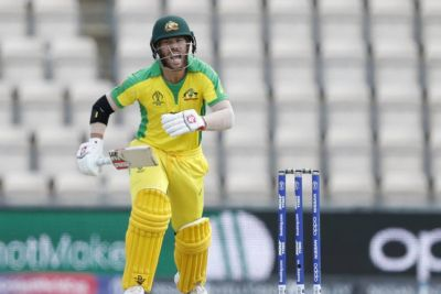 David Warner cleared the fitness test, will play the first match against Afghans
